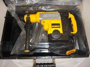 Dewalt D25723k 1 7 8 inch Sds Max Combination Hammer W 2 stage Clutch e clutch