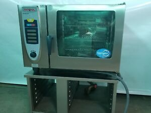 Rational Combi Oven Scc 62 208v 3ph Convection Free Shipping In The Lower 48