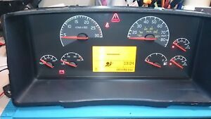 2007 Volvo Vnl 7 Gauges Used Instrument Cluster For Sale 1018261 1 Miles