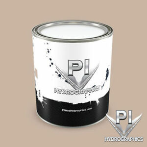 Pi Hydrographic Tan Water Based Paint Quart Hydro Dipping Paint