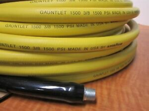 100 Foot Goodyear Gauntlet 1500 Psi 3 8 Pressure Washer Hose New