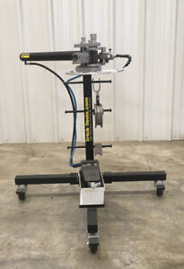 Jmr Air hydraulic Tubing Bender Deluxe Kit With Two Sets Of Dies