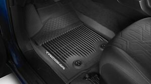 Toyota Oem 2018 Tacoma C Cab All Weather Floor Mats Liners Pt908 35172 20