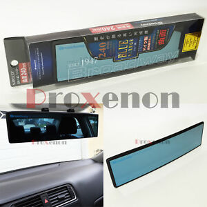 Napolex Broadway Bw 143 Blue Tint 240 Mm Convex Px5 Wide Face Rear View Mirror
