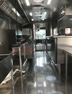 2007 Chevy Workhorse Food Truck Everything Brand New Never Used