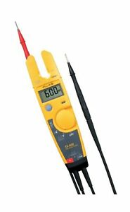Fluke T5 600 600v Voltage Continuity And Current Tester