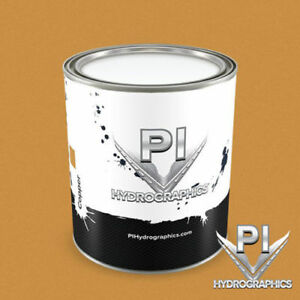 Pi Hydrographic Water Based Paint Pint Hydro Dipping Paint light Brown