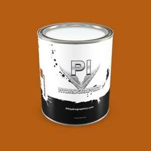 Pi Hydrographic Water Based Paint Pint Hydro Dipping Paint rosewood