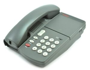 At t Avaya Lucent Definity 6211 Grey Analog Phone 700287667 A stock