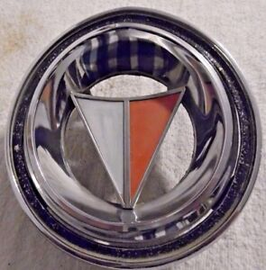 1964 Plymouth Valiant Grill Emblem Used All Studs Intact West Coast Part