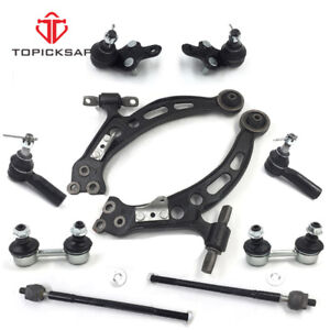 10 Pc Kit Front Suspension For Toyota Camry Avalon Lexus Es300 1992 1996