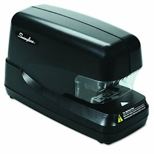 Swingline 69270 High capacity Flat Clinch Electric Stapler With Jam Release 7