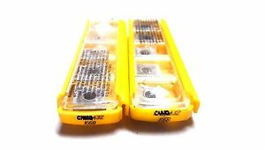box Of 10 Kennametal Cnmg 432 K68 cnmg 120408 Carbide Inserts