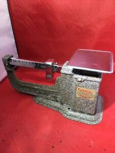 Vintage Triner Air Mail 9 Oz Postal Scale Model 9 T Excellent Condition