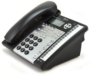 At t 1070 4 Line Expandable Business Phone Caller Id Intercom A stock