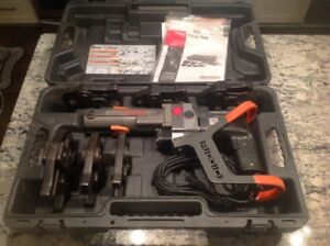 Ridgid Pro Press Ct400 Hydraulic Operated Crimper With 6 Jaws 1 2 Through 2