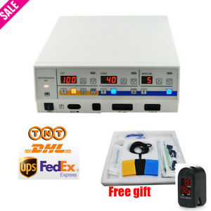 Electrosurgical Unit Leep Diathermy Cautery Machine Electrotome Foot Switch Aa