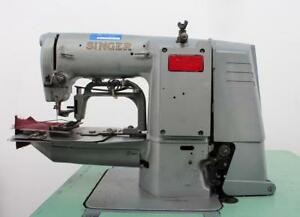 Singer 269x999 Long Bar Drapery Tacker 4 Inches Industrial Sewing Machine 110v