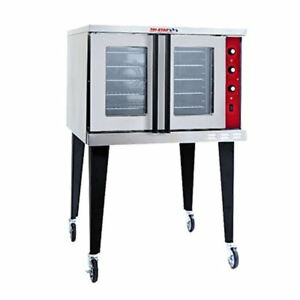 Tri star Tsco g1 Single Gas Convection Oven
