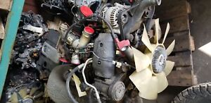 2000 2003 Ford F350 F250 7 3l Powerstroke Diesel Engine Complete Tag As13387
