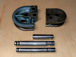 Lakeland Parker Bender Tooling 1 25 Tube Dies And Mandrels 624 632 848