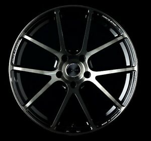 Rays Waltz Forged S5 R Pressed Black 19x8 5j 45 5x112 Set Of 4 Rims From Japan