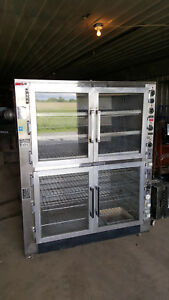 Super Systems Commercial Proofing Baking Bread Deck Oven Bakery Model Do pb