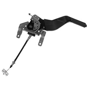 Mustang Parking Brake Assembly With Front Cable V6 gt 2005 09