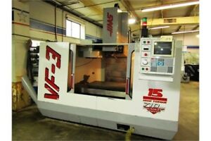 Hass Vf 3 Vertical Milling Center