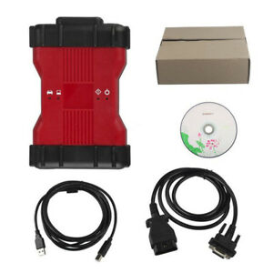 Vcm Ii 2 In 1 Diagnostic Tool For Ford Ids V106 And For Mazda Ids V108 Car Coder