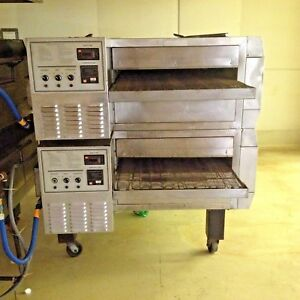 Blodgett Mg 3270 Natural Gas High Production Pizza Oven Stackable