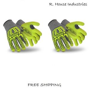 2 Pack Hexarmor Size Large Rig Lizard Thin Lizzie 2090x Work Gloves Protection