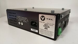 Vtel V tel Aa 2 Stereo Or Mono Audio Amplifier And Power Supply 5vdc 12vdc