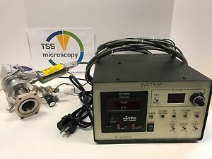 Xei Scientific Evactron Decontaminator Rf Plasma Cleaner Tested Working
