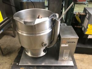 Groen Electric Countertop Jacketed Tilt Kettle Model Tdb 7 20