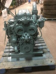Detroit 3 53n Diesel Engine All Complete And Run Tested
