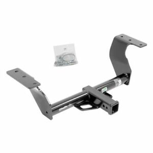 Draw Tite Max Frame Class Iii 3500 Pound 2 Inch Receiver Trailer Hitch Used