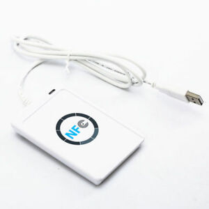 For Acr122u Nfc Rfid Reader Writer usb Sdk Mifare Ic Card