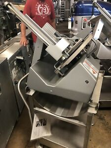 Bizerba Slicer With Stand
