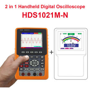 Owon 3 7 Tft Display Hds1021m n Digital Oscilloscope Dso multimeter Auto scale