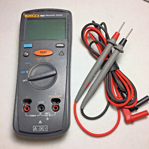 Fluke 1503 High Voltage Insulation Tester Used And Tested