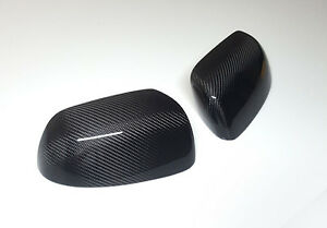 Real Carbon Side Mirror Cover type B For Kia 2012 2013 2014 2015 2016 Picanto