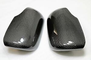 Real Carbon Side Mirror Cover For Kia 2012 2017 Picanto