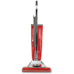 Commercial Upright Vacuum With 16 w Sweep Path