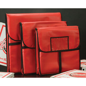 American Metalcraft Pb1800 Pizza Delivery Bag Holds 2 16 Pizzas
