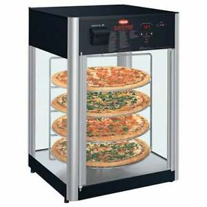 Humidity Controlled Hot Food Display Case Rotating Rack