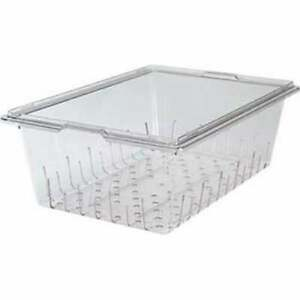 Colander For Full size Cambro Food Storage Boxes 9 And Deeper