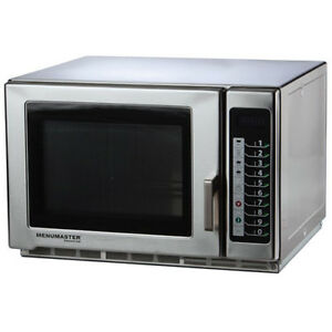 Commercial Microwave For High Volume Use 1200 Watts