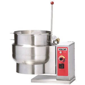 Countertop Tilting Steam Kettle 12 Gallons