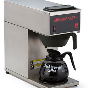 Grindmaster Cpo 1p 15a Pourover Coffee Brewer